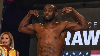 Boxer Terence Crawford shows massive gun collection in photo