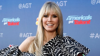 Heidi Klum says daughter Leni, 16, has an interest in modeling and hosting TV
