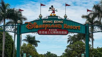 Hong Kong Disneyland closes for third time amid coronavirus pandemic