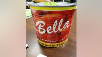 Cocaine hidden in tomato paste can found at NYC airport, feds say