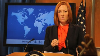 Montage from 2015 features incoming Biden press secretary Psaki's 'worst' moments as State Dept spox