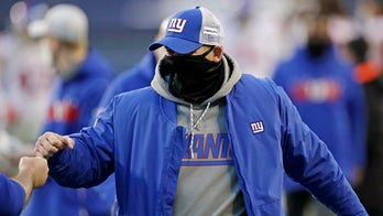 Giants' Joe Judge cools off after Eagles criticism, admits 6-win shouldn't be in the playoffs