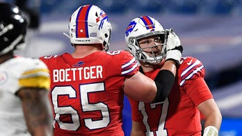 Bills players rip ESPN star after Josh Allen criticism: 'We gotta do better my brother'
