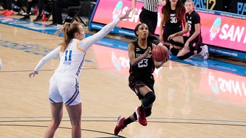 No. 1 Stanford women overcome 10th-ranked UCLA 61-49