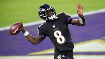 Jackson, Ravens run past Cowboys 34-17 to end 3-game slide