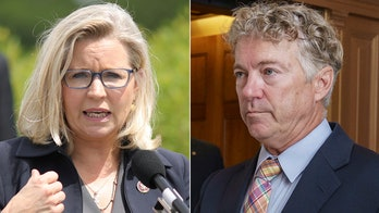 Rand Paul accuses Liz Cheney of wanting 'perpetual war,' she takes a shot at his height