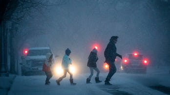 Winter storm warnings issued for Midwest, Northeast; Florida may see tornadoes