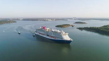 Carnival Cruise Line sets date for inaugural sailing of its largest-ever ship