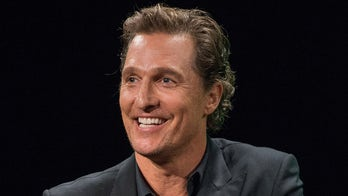 Matthew McConaughey hints he may get in the WWE ring
