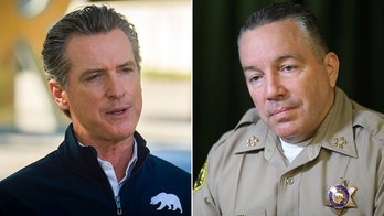 LA County sheriff: Deputies won't enforce Newsom's stay-at-home order