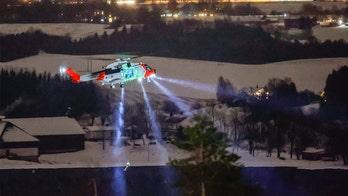 Norway landslide injures 10, about two dozen missing