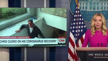 McEnany calls out CNN's Chris Cuomo, Democrat leaders for coronavirus 'hypocrisy' during WH briefing