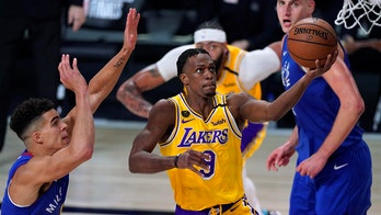 Coaching can wait: Rondo plots future, but stays in present