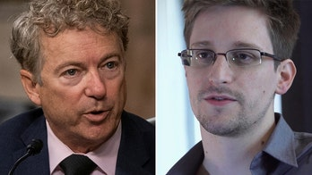 Rand Paul calls for Trump to pardon Edward Snowden