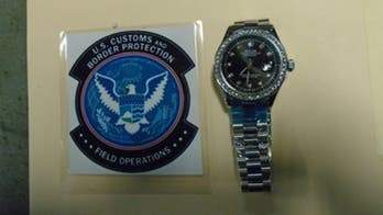 US Customs catches $25 million in fake Rolex watches at Kentucky airport