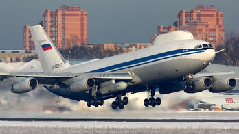 Russian police hunt thieves who plundered top secret 'doomsday' plane