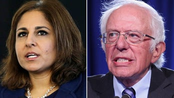 Sanders dodges questions on whether he'll confirm rival Neera Tanden for OMB