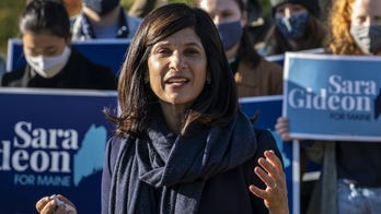 Sara Gideon ended challenge to Maine Sen. Susan Collins with nearly $15M in cash