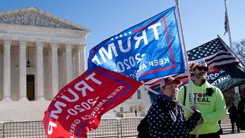 Trump supporters to rally in DC after Supreme Court delivers president another defeat