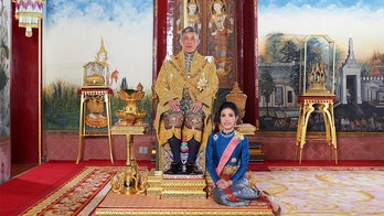 Thai King's mistress' phone reportedly hacked, many explicit photos leaked