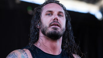 As I Lay Dying singer Tim Lambesis hospitalized after accidentally setting himself on fire