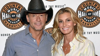 Tim McGraw shares photo from his 'Game of Thrones'-themed dinner with wife Faith Hill and their kids