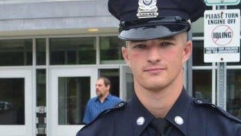 Massachusetts cop resigns after allegedly carving swastika into another officer's vehicle: chief
