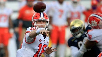 Trevor Lawrence's 3 touchdowns push Clemson to ACC championship victory