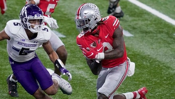 Trey Sermon's monster game helps Ohio State to Big Ten title victory