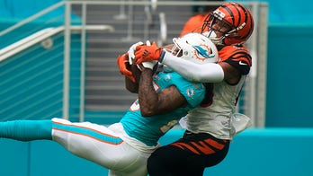 Xavien Howard, Tyler Boyd ejected from Dolphins-Bengals game after fight
