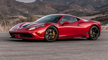 Bulletproof Ferrari 458 Speciale is a $625G direct hit to your wallet