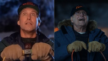 Clark Griswold returns in 'Christmas Vacation' Ford Mustang Mach-E ad