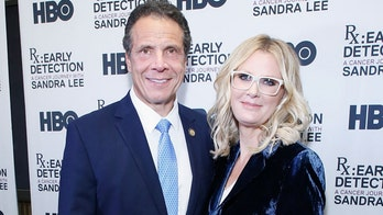 Andrew Cuomo's ex-girlfriend worried about his daughters amid sexual harassment scandal: source