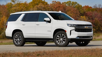 Diesel Chevy Tahoe and Suburban rated most efficient full-size SUVs