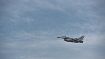 F-16 fighter jet crashes in Michigan's Upper Peninsula, pilot status remains unknown