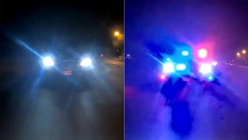Nevada police using 'ghosted' patrol cars in DUI blitz