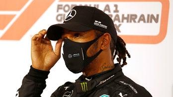 Formula One champion Lewis Hamilton has COVID-19, will miss next race