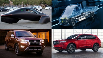 This week's hottest new cars: Nissan SUVs, electric Mercedes vans, a solar-powered three-wheeler and more