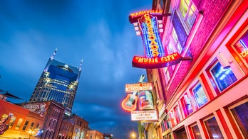 Nashville cuts New Year's Eve exploding '2020' display