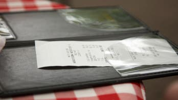 Customer uses stimulus check to leave generous tip for Idaho restaurant