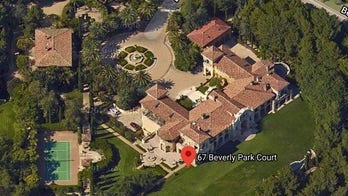 California mansion becomes most expensive home ever auctioned; price remains undisclosed