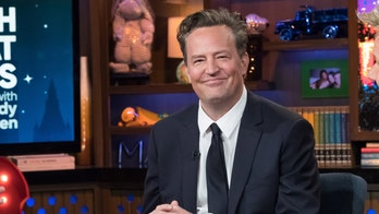 Matthew Perry shares first photos of fiancée Molly Hurwitz to promote charity