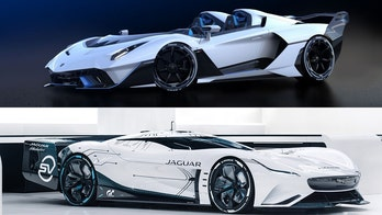 This week's hottest new cars: Open-face Lamborghini, 311 mph Venom, electric Canoos and more
