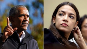 Obama calls on party to ensure AOC has platform despite socialism being 'loaded' word with establishment