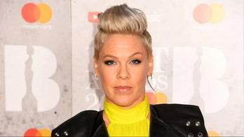 Pink hospitalized after fracturing her ankle: '2020 is the gift that keeps on giving'