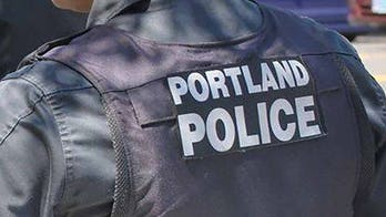 Some Portland marchers express regrets about attack on Dem HQ, anti-Biden graffiti: report