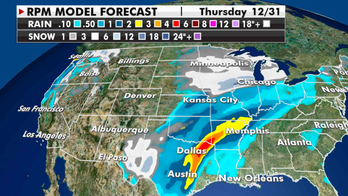 Winter weather advisories and warnings in effect as strong storm system stretches over Rockies, Plains