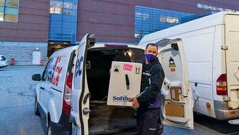 FedEx, Pfizer safeguard COVID-19 vaccine distribution ahead of severe weather