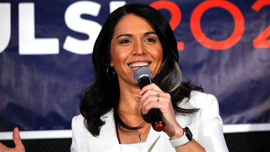 Tulsi Gabbard urges Trump not to 'back down' against Big Tech
