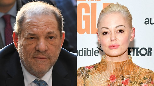 Harvey Weinstein accuser Rose McGowan on life 1 year after his guilty ruling: 'I'm shocked I'm still alive'